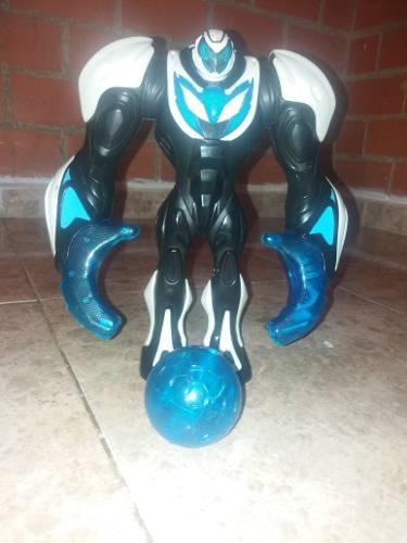 Max Steel Turbo Figura De Acción 35 Cm