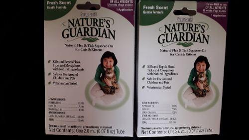 Pipetas Para Gatos Nature S Guardian Precio 7$$