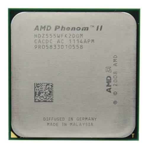 Procesador Amd Phenom Ii X2 Black Edition 3.2ghz/7mb Am3