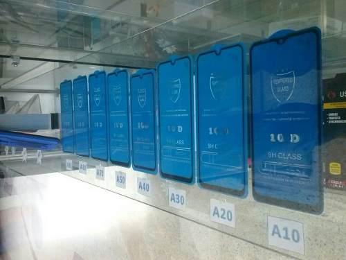 Vidrio Templado Samsung A10 A20 A30 A40 A50 A70