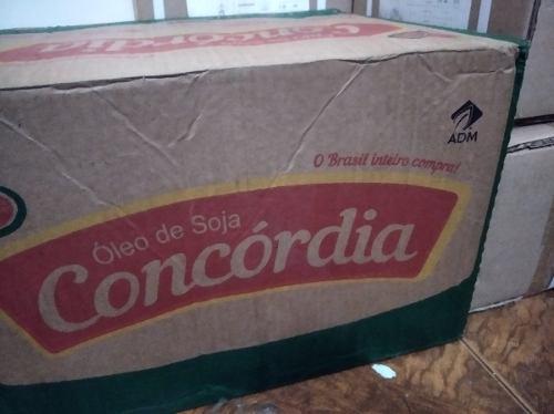 Aceite Comestible De Soja. Concordia