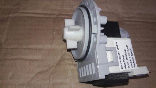 Cuerpo Bomba De Agua Para Lavadora Automatica Lg /mabe/otras