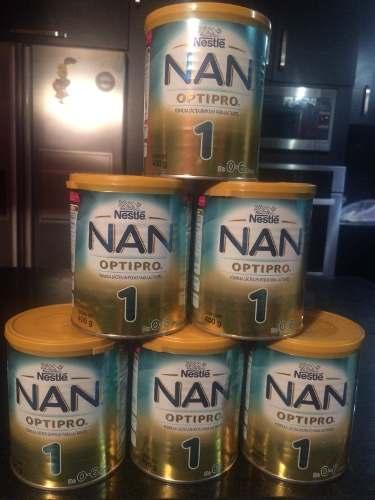 Formula Nan Optipro 0-6 Meses Somos Tienda Fisica En Maracay
