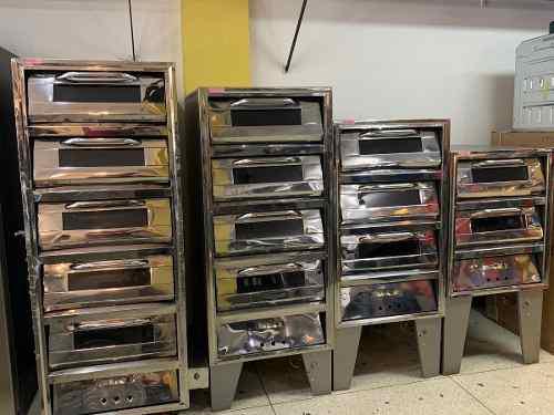 Hornos De Panaderia Nuevos En Remate 2,3,4 Y 5 Camaras