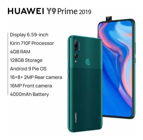 Huawei Y9 Prime gb De Ram 128gb Interno Nuevo Tienda