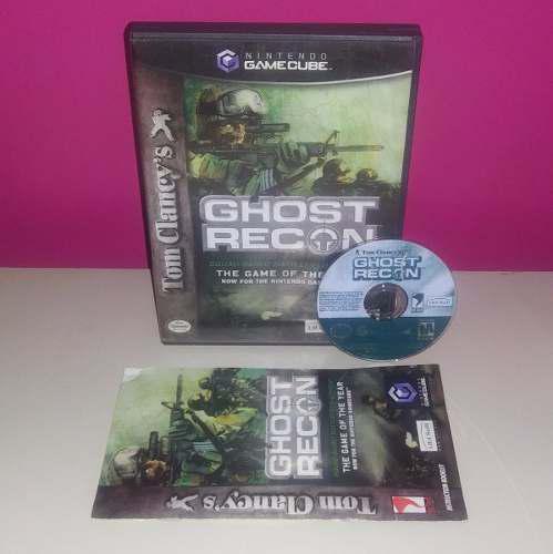Juego Ghost Recon Nintendo Gamecube