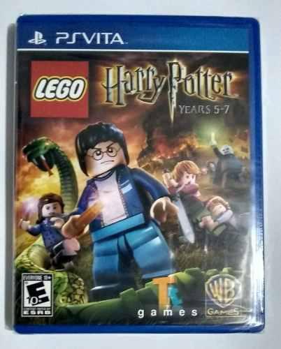 Lego Harry Potter 5-7 Años Psvita (4 Us)