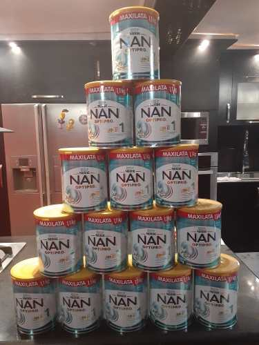 Nan Optipro 0-6 Meses kg Somos Tienda Fisica En Maracay
