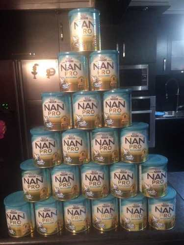 Nan Pro 0-6 Meses 400grs Somos Tienda Física En Maracay