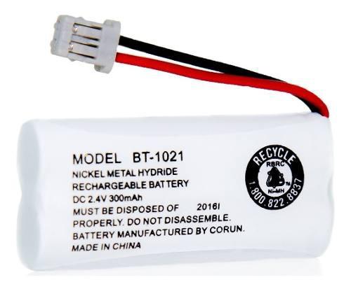 Pila Bateria Telefono Inalambrico 2.4v 300mah Pregunte