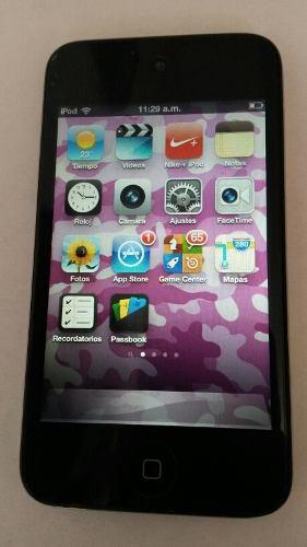 Remate De iPod Touch 4ta Generación 8gb