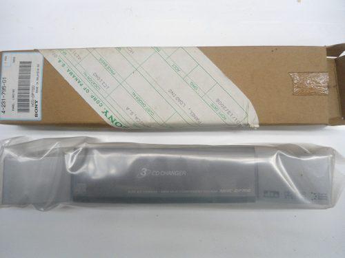Tapa Bandeja Cd Equipo Sony Mod Hcd-dp700, Repuesto Nuevo