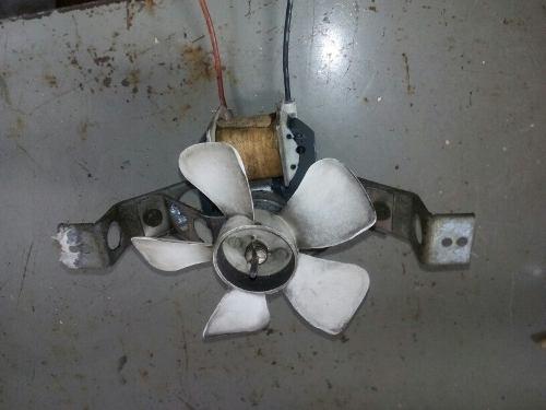 Ventiladores De Nevera Usados En Buen Estado