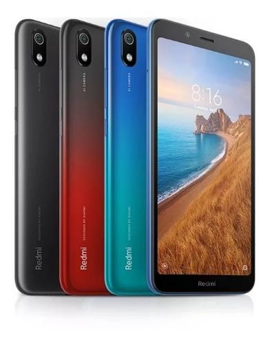 Xiaomi Redmi 7a 16gb /2 Ram Forro Vidrio Tienda Fisica