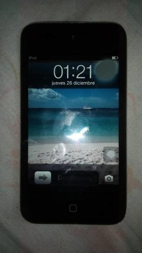 iPod 4ta Generación