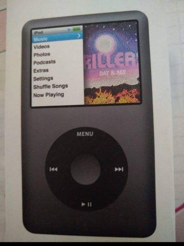 iPod Classic. 7ma Generación. 160 Gb. Todos Sus Accesorios