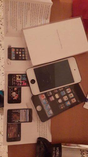 iPod Touch 4 Generación. 8 Gb, Precio 35 Verdes.