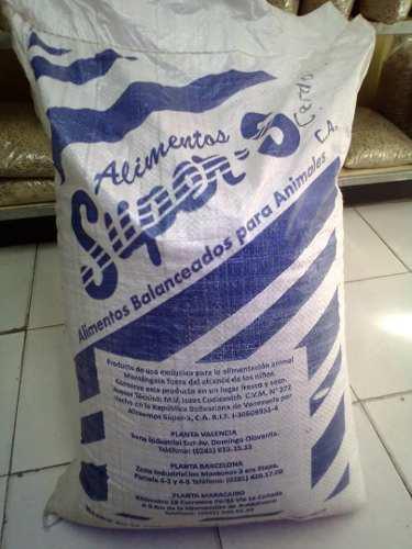 Alimento Cerdo Engorde Súper S 40 Kg