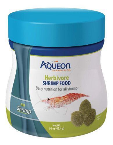 Alimento Para Camarones Herbivoros Aqueon 45,4 Grs