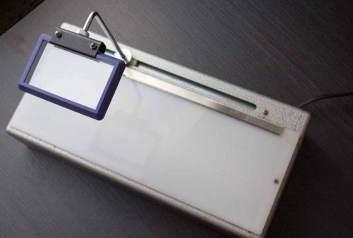 Caja De Luz Para Radiografía Médico Odontólogo O