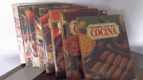 Enciclopedias Cocina Salvat 12 Tomos