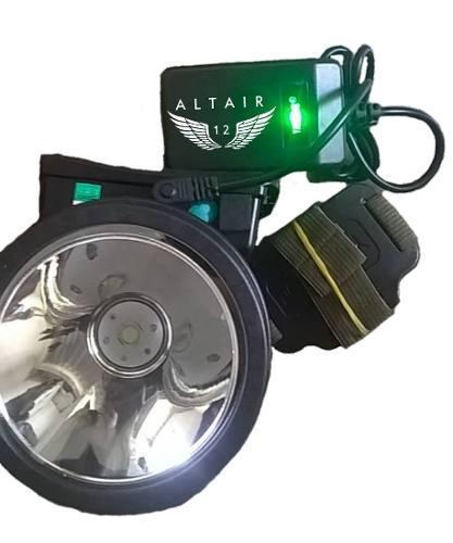 Linterna Recargable Yani 7122 Minera Campo Caceria 20 U$a