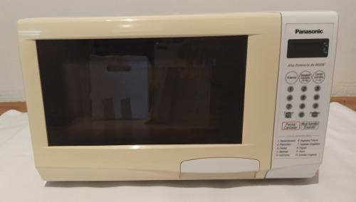 Microondas Panasonic Blanco, Usado