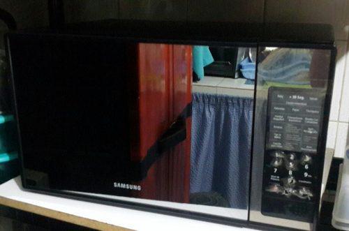Microondas Samsung Tipo Espejo