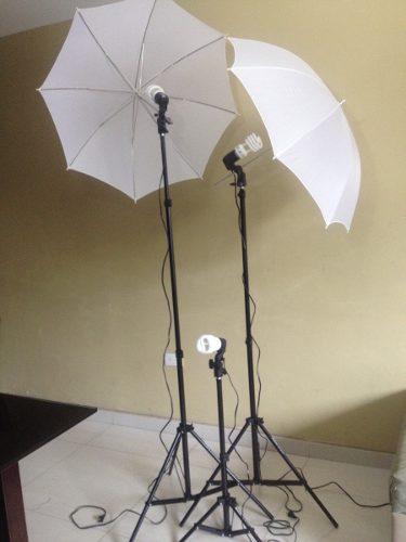 Set De Iluminación Continua Para Fotografía Y Video