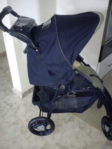 Coche Graco Para Bebe Y Porta Bebé Para Automovil