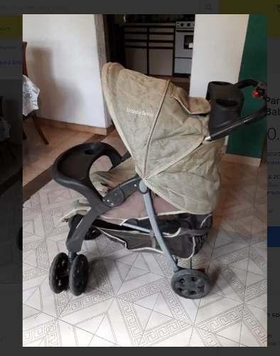 Coche Para Bebe - Marca Happy Baby