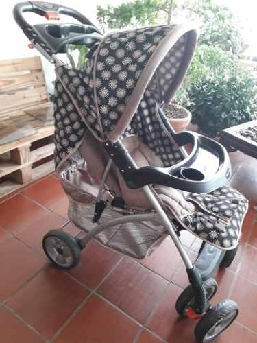 Coche Para Bebés Unisex Happy Baby