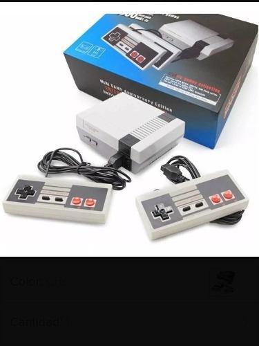 Mini Nintendo Nes Aniversario