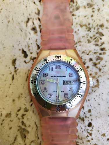 Reloj Technomarine Sport Apnea Ab09 Original.