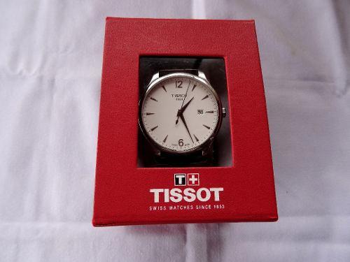 Reloj Tissot  Sapphire Crystal Como Nuevo 100 Verdes Hoy