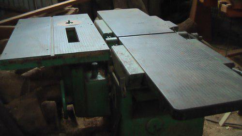 Vendo O Cambio Maquina (combinada) De Carpinteria Industrial