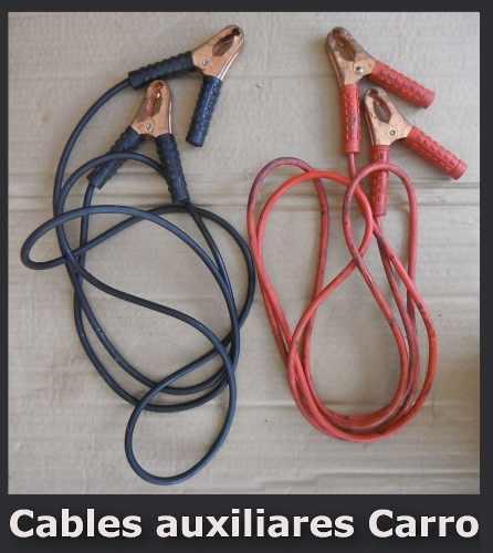 Cables Auxiliares Standard De Carro