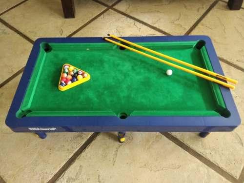 Mesa De Pool Para Niños