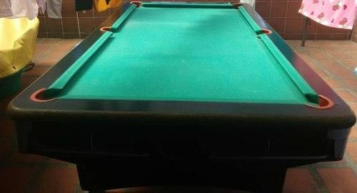 Mesa De Pool Profesional 600 Verds Como Nueva