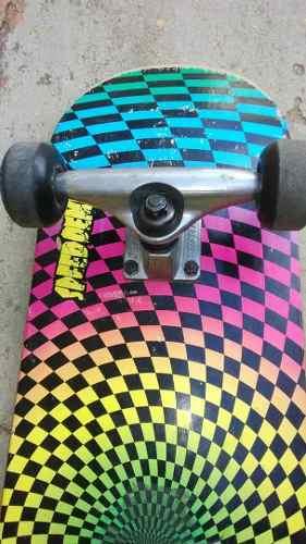 Patineta Skateboarding Speed Demons