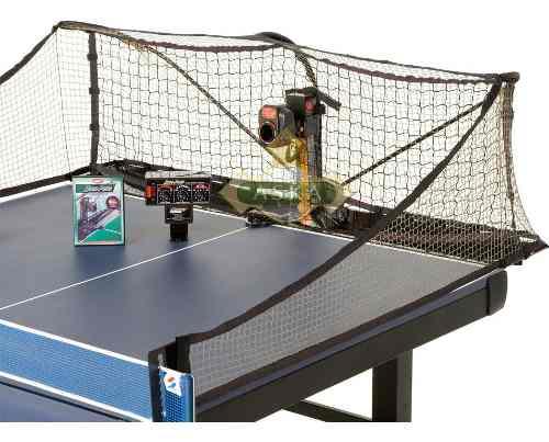 Robot Lanza Pelotas De Tenis De Mesa (Robopong )