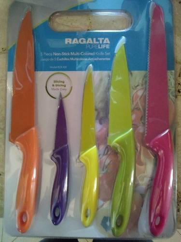 Set De Cuchillos Ragalta