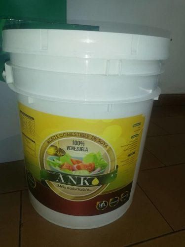 Aceite Vegetal Comestible Ank
