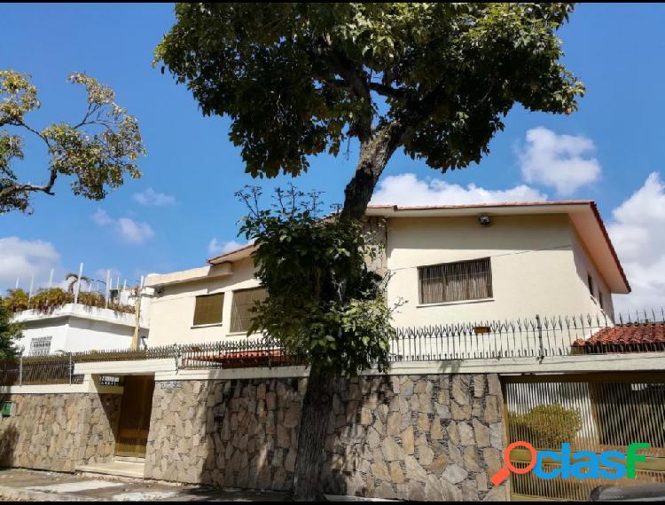 Casa en venta Colinas de Bello Monte RAH: 18-14407