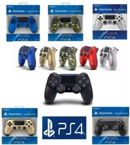 Control Playstation 4 Ps4 Inalambricos Originales