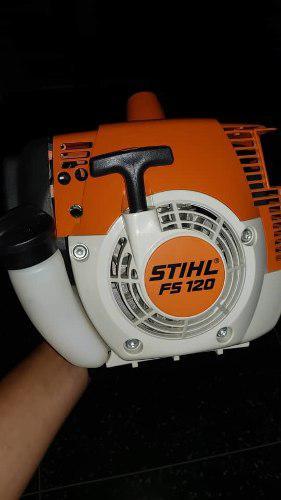 Desmalezadora A Gasolina Marca Stihl Modelo Fs120.
