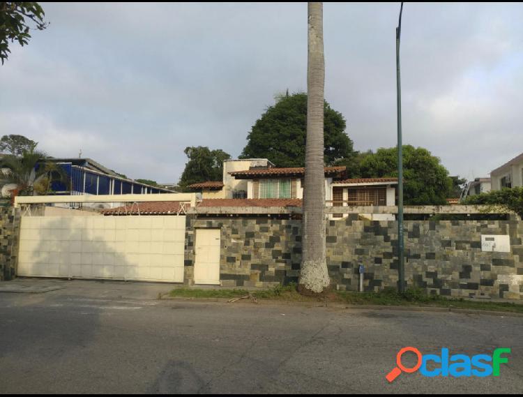 Disponible Casa en venta Chuao RAH: 17-6181
