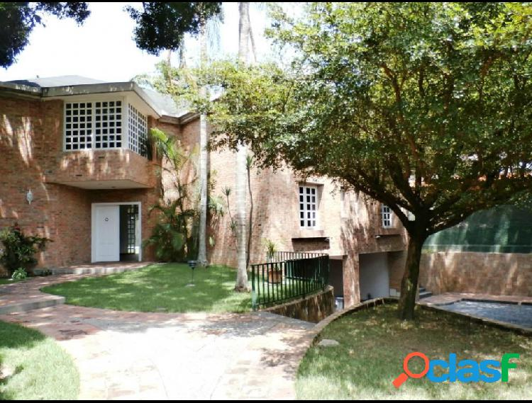 Disponible Casa en venta Los Chorros RAH: 15-15213