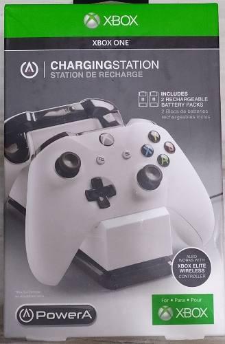 Estación De Recarga Para Controles De Xbox One (50)