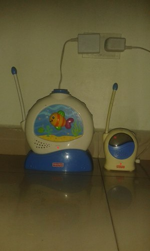 Intercomunicador Para Bebes Fisher Price